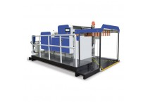 MJ-ZHQB Full Automatic nonwoven slitting Machine