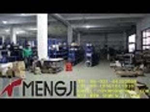 Shanghai Mengji cling film rewinding machine factory